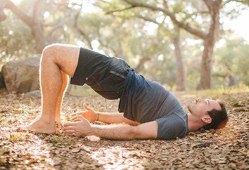 Yoga for stive menn